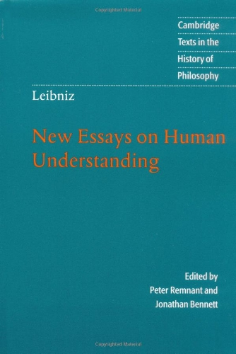 Leibniz new essays