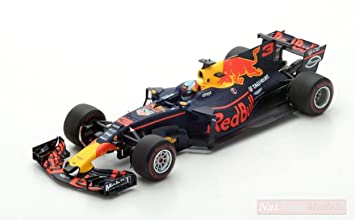 Spark Model S18310 Red Bull D.RICCIARDO 2017 N.3 Winner ...