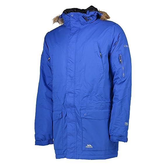 20be84396 Trespass Mens Jaydin Waterproof Jacket: Amazon.co.uk: Clothing