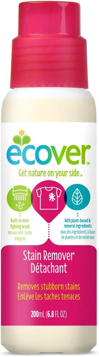 Ecover Stain Remover, 6.8-Ounce Bottle (Pack of 9)