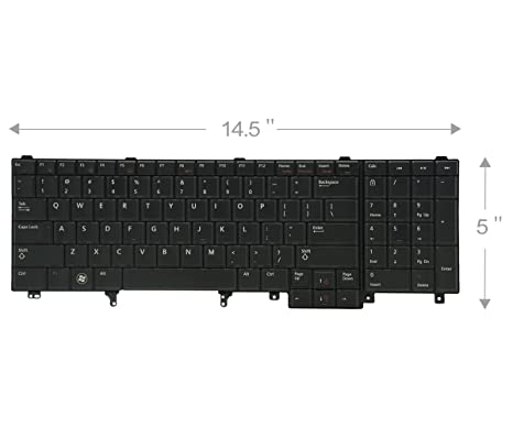 Dell Latitude E5520 Notebook Smartcard Security Keyboard Driver for Windows 7