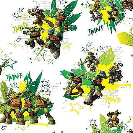 Nickelodeon Official Teenage Mutant Ninja Turtle Wallpaper