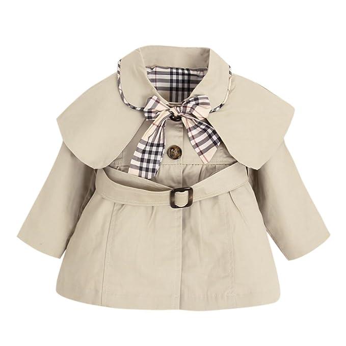 UK Toddlers Baby Girl Long Sleeve Casual Jacket Windbreaker Coat Outwear Dress