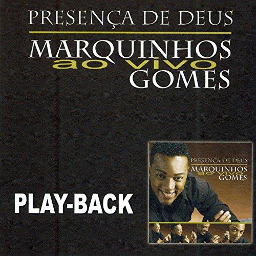 CD Marquinhos Gomes Presença de Deus (PlayBack)