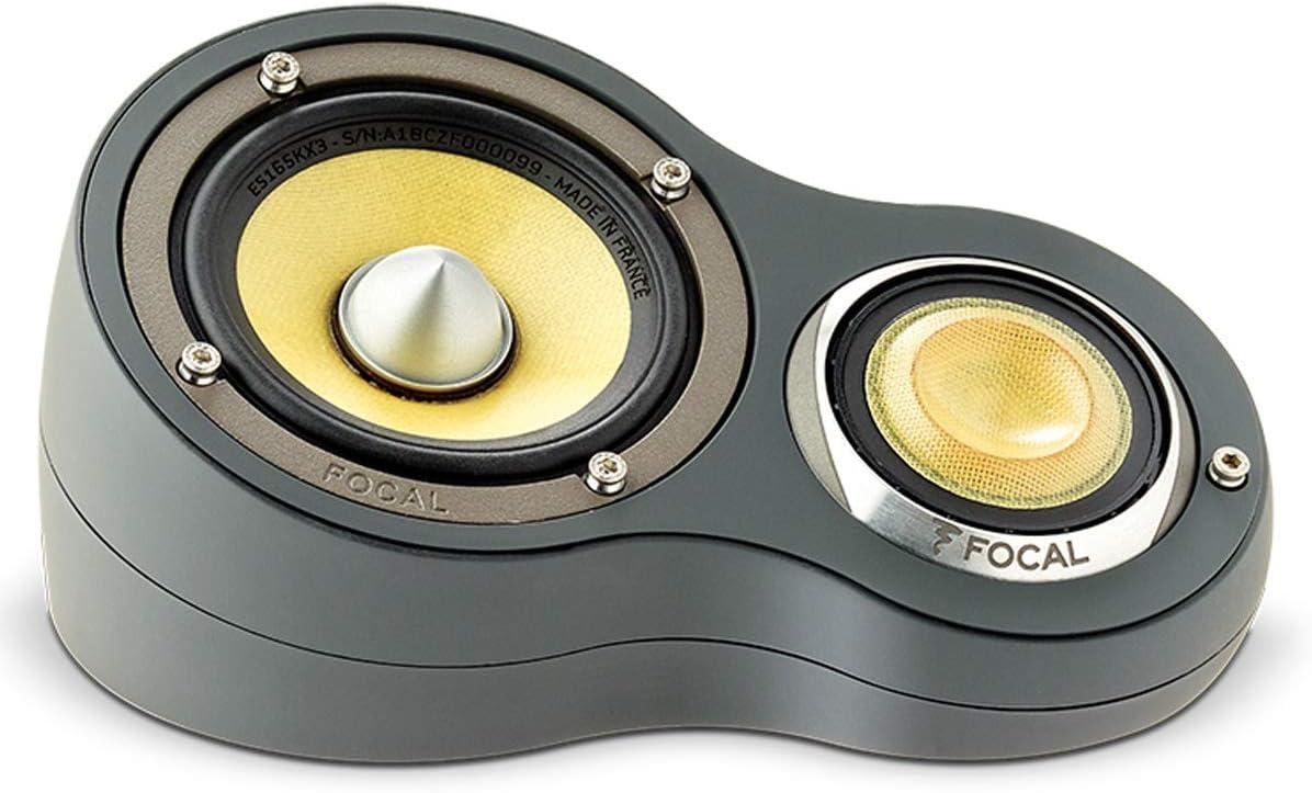 Focal ES 165 KX3 K2: Best-Sounding 3-Way Car Component Speakers