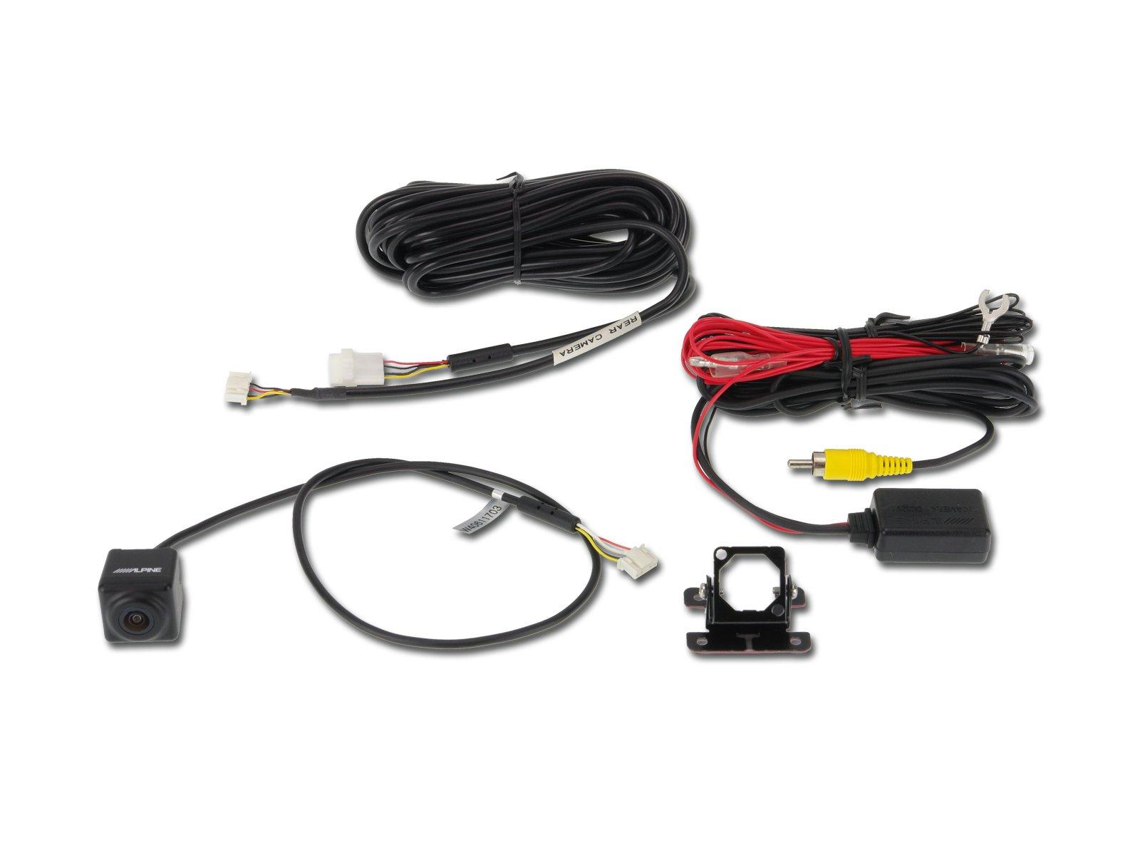 Alpine HCE-C125 Rear View Camera