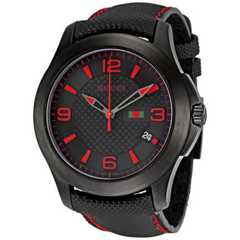 (グッチ) GUCCI Gタイムレス メンズ腕時計 #YA126224 並行輸入品 B009Y29TIE