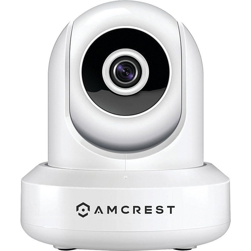 Amcrest HDSeries 720P WiFi Wireless IP Security Surveillance Camera System IPM-721 (White) IPM-721W