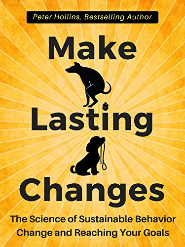 Make Lasting Changes:  The Science of Sustainable Behavior Change and Reaching Your Goals cover