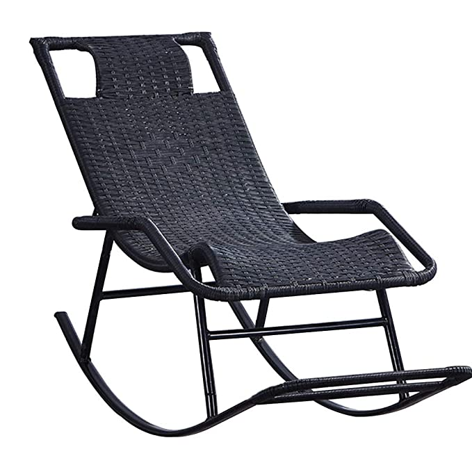 Amazon.com: Bseack_Store Chair Rocking Chair, Lazy Chair ...