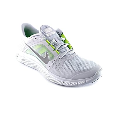 b83cb249c7887 NIKE Free Run 3 Platinum Grey Mens Barefoot Running Shoes 510642-003  US  Size 13   Amazon.co.uk  Shoes   Bags