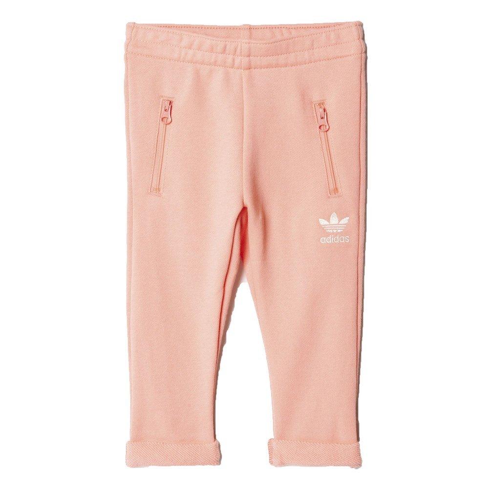 adidas Set - I Ywf Crew MehrfarbigRosa Größe: 86 cm groß