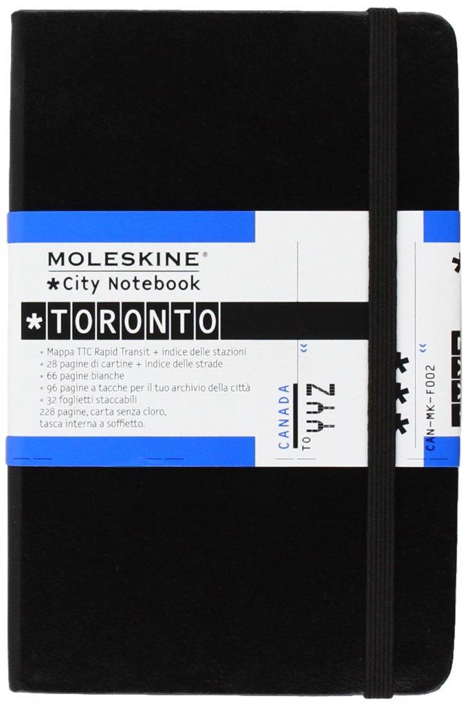 Moleskine City Notebook Toronto