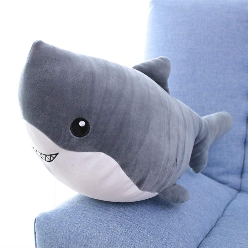 zxq Ocean Series Narcos Hold Pillows, Muñecas De Tiburón Lindo, Muñecas Mundo Subacuático 50 cm Tiburón: Amazon.es: Juguetes y juegos
