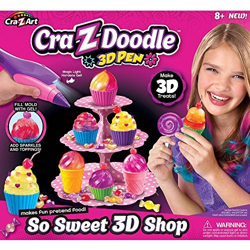 Crazy Art Doodle 3D Pen So Sweet 3D Shop
