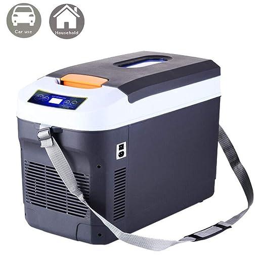 Refrigerador Coche portatil,Compacto de 25 litros Nevera eléctrico ...