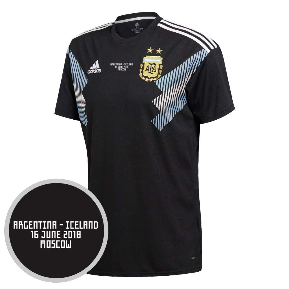Player Print - adidas Performance Argentinien Away Trikot 2018 2019 inkl vs Island WM Druck