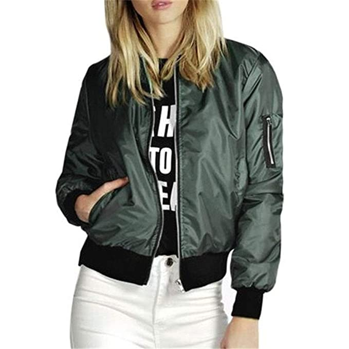 Women Jacket, Lananas Autumn Winter Street Moto Style Cool ...