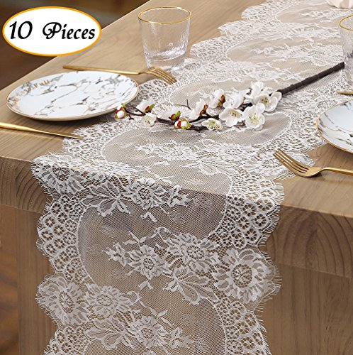 Lace Table Runners 14