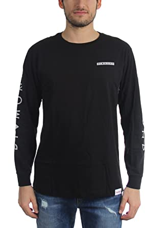 a503ce063655 Diamond Supply Co. - Mens Marquise Longsleeve T-Shirt, X-Large, Black:  Amazon.co.uk: Clothing