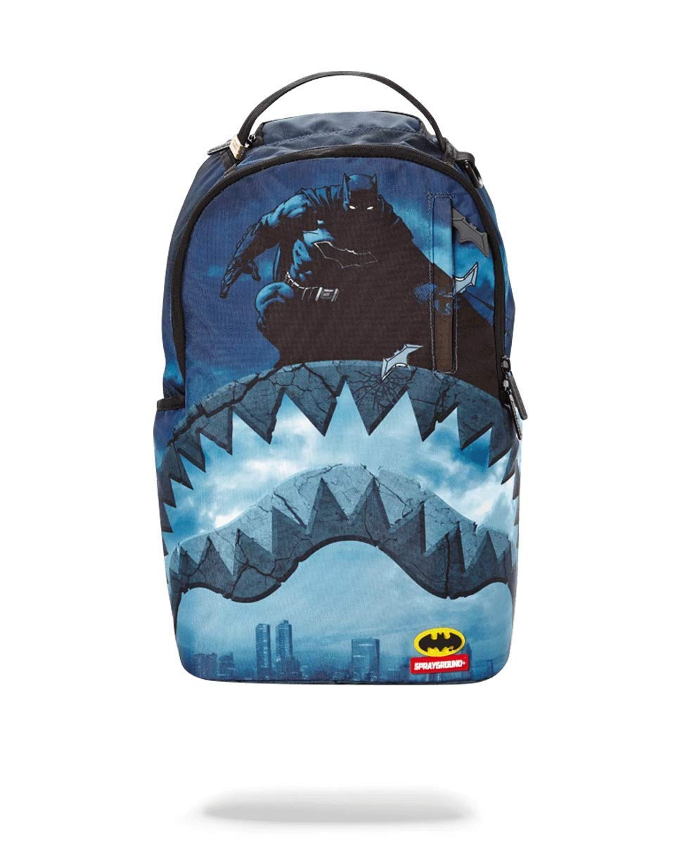 SPRAYGROUND BACKPACK BATMAN 80TH ANNIVERSARY SHARK by Sprayground