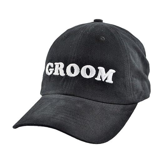 Groom Ball Cap (Adjustable 3a6074c93