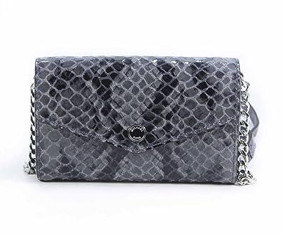 2b91b73f8802 new style michael kors handbag electronics phone crossbody dark slate 00cb5  535d8
