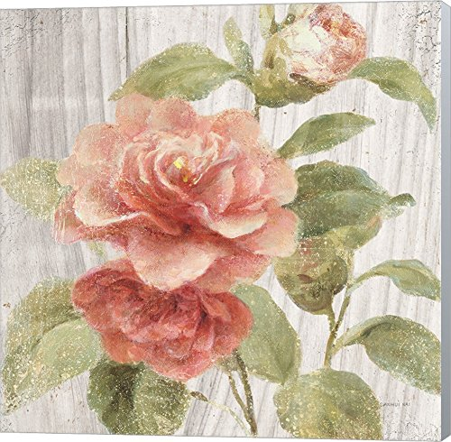 Scented Cottage Florals III Crop by Danhui Nai Canvas Art Wall