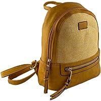 ZF Bolso mochila mujer, mochila mujer, bolso mujer verano, práctica, cómoda y elegante