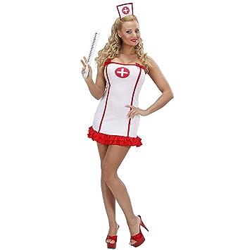 Disfraz sexy Enfermera Enfermera o Hermana: Amazon.es ...