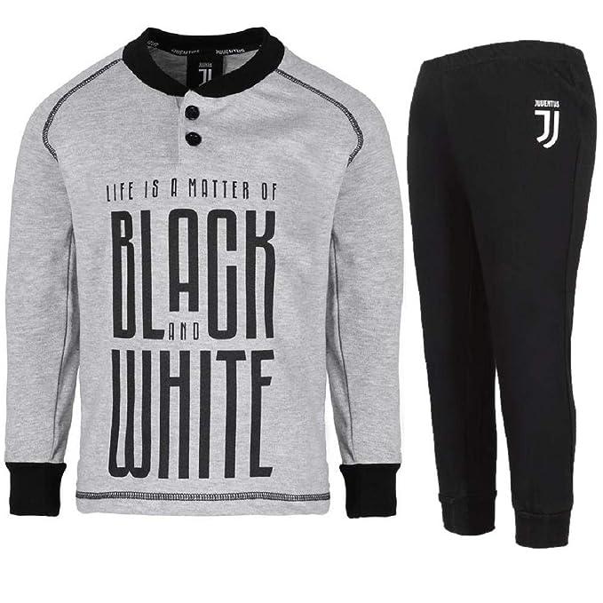 Nuovi Prodotti 7c3fb 7ec8f Vari Pigiama Juve Abbigliamento Bambino Juventus F.C JJ. PS ...