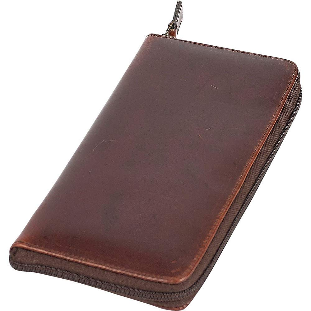 Claire Chase Executive Leather Travel Wallet