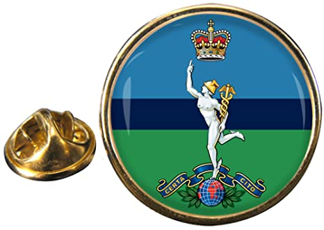 """452b3ecc8f76 Image Unavailable. Image not available for. Colour: """"Royal Corps of  Signals"""" Lapel Pin Badge"""