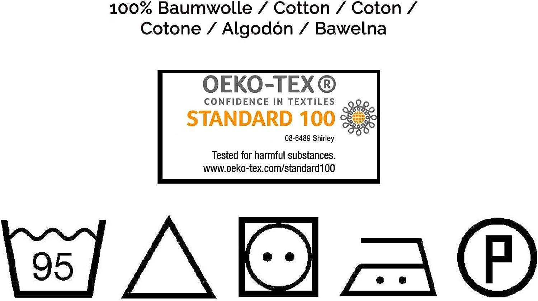 100/% Cotone 141 Diverse Misure ZOLLNER Camice da Donna per Laboratorio