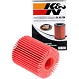 K&N Premium Oil Filter: Designed to Protect your Engine: Fits Select LEXUS/TOYOTA Vehicle Models (See Product…
