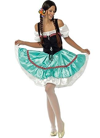 Stamco Disfraz Oktoberfest Helga: Amazon.es: Juguetes y juegos