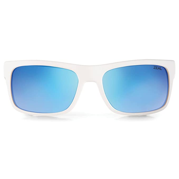 afad745ffd Amazon.com  Zeal Optics Unisex Essential Polarized Brown + Olive W   Copper  Polarized Lens Sunglasses One Size  Sports   Outdoors