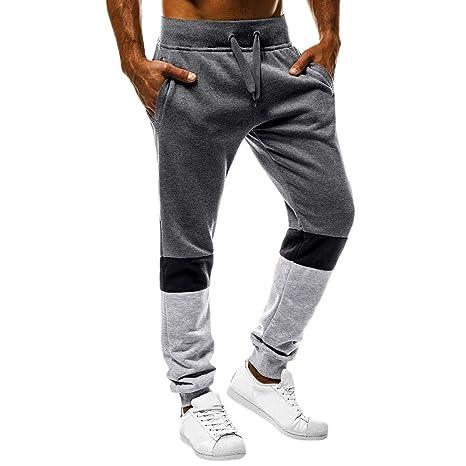 STRIR Pantalones de Trekking Hombre Pantalones de Softshell ...