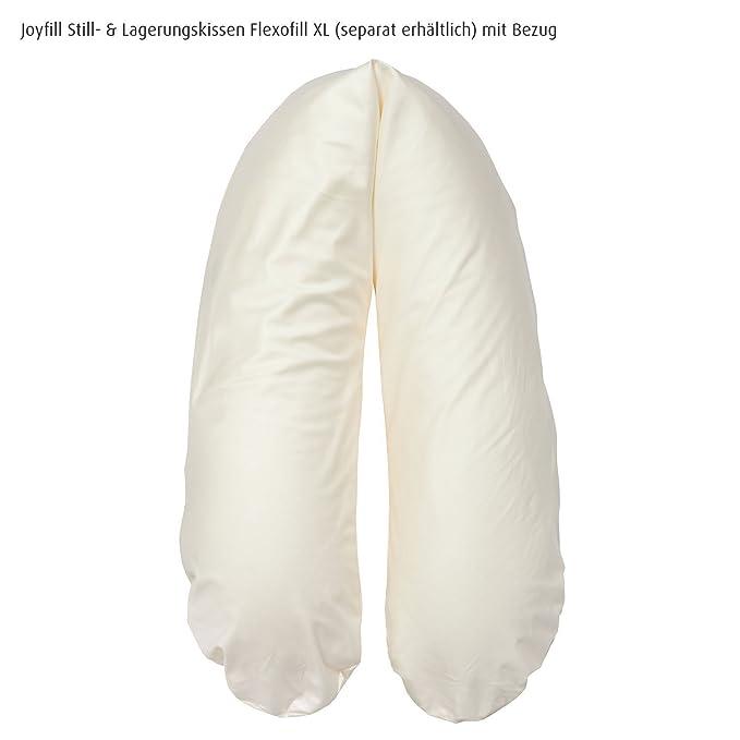 Joy Fill Lactancia almohada flexofill XL, champán: Amazon.es ...
