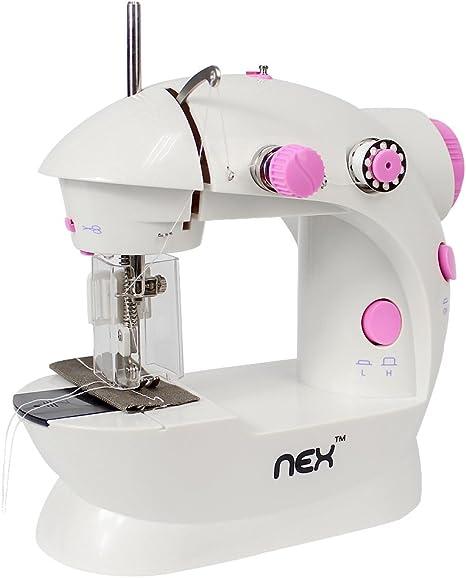 Mini máquina de coser: Amazon.es: Juguetes y juegos