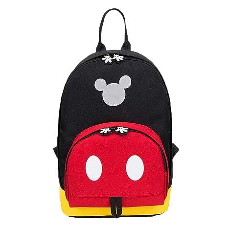 Pteng Mochila mujer Bolsos ttempo libre mochilas escolares de viaje para niña impresión Daypacks Bolsa de