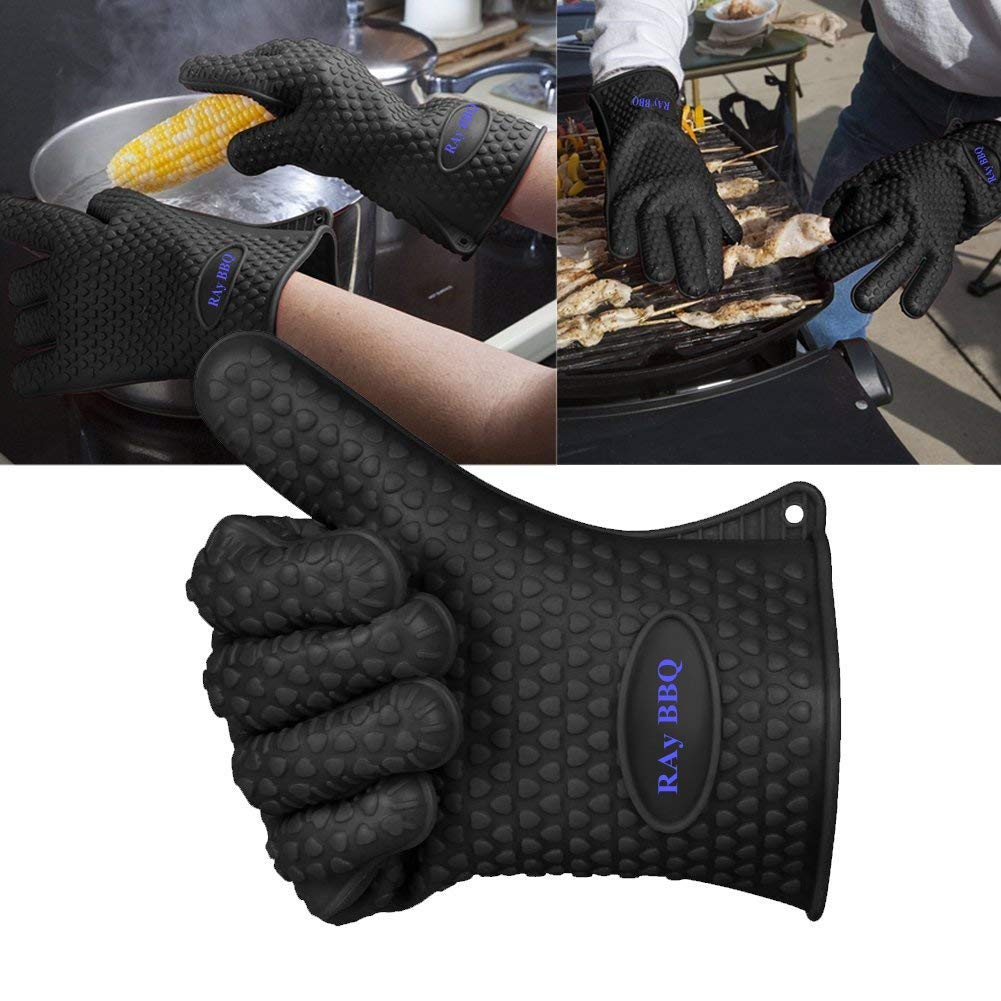 Heat Resistant Gloves For Temperatures Up To 999 F Hand