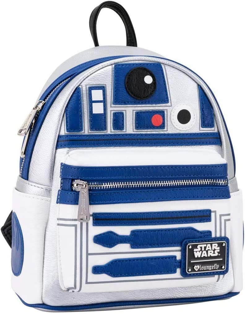 Loungefly Star Wars by Backpack R2-D2 Bags: Amazon.es: Hogar