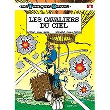 Tuniques Bleues Les 08  Cavaliers du ciel