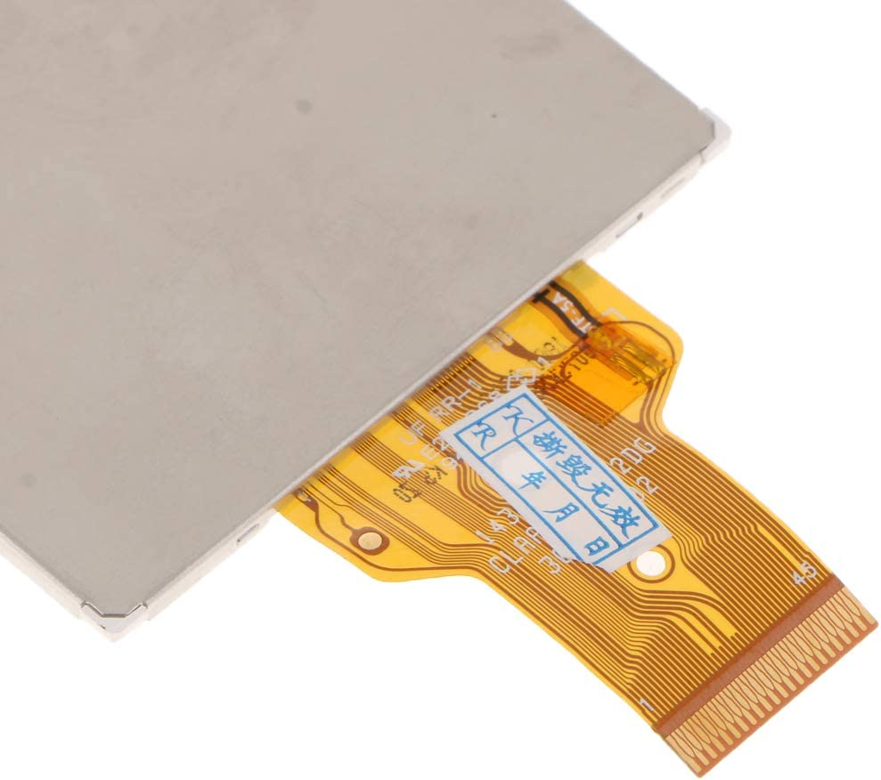 Almencla LCD Display Screen with Backlight Repair Part for Sony DSC-WX60 WX60 Camera