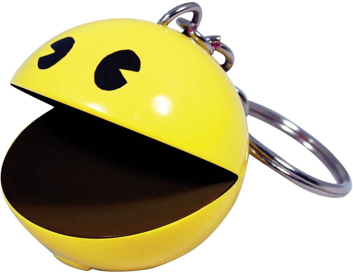 Pac Man Paladone Llavero con Sonido, diseño de comecocos: Amazon ...