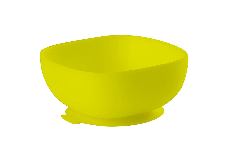 Beaba - Silikonschüssel mit Saugnapf, Grau BEABA DE 913433