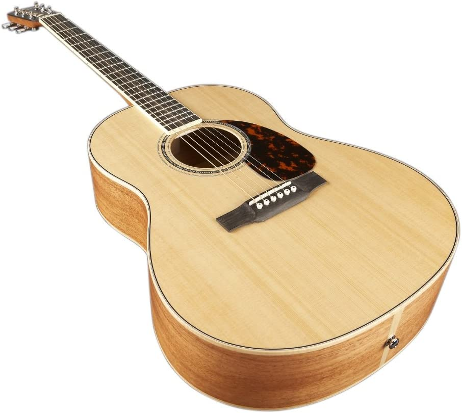 Larrivee L-03 caoba estándar serie Guitarra Acústica Natural Caoba ...