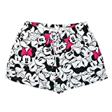 Disney Minnie Mouse Sleep Shorts, Large, Pink
