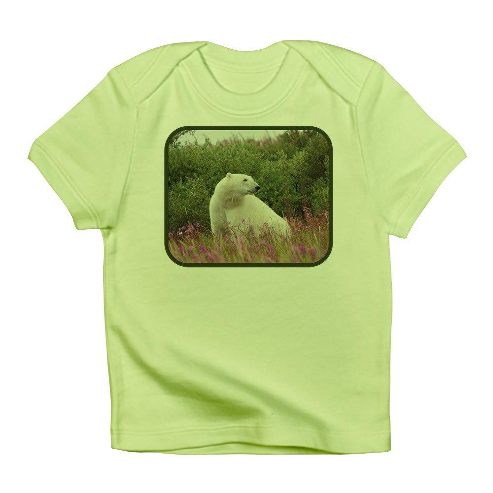 Kiwi Truly Teague Infant T-Shirt Polar Bear On Canadian Tundra 18 To 24 Months